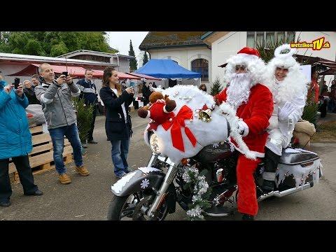 Weihnachtsmarkt Wetzikon 2016