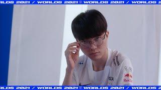 « FAVORITES? PROVE IT! », teaser de la cinquième journée du Main Event - Worlds 2021