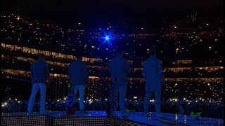 Westlife - You Raise Me Up (Live 2012)