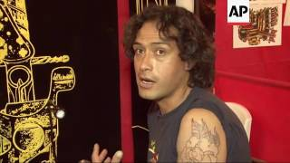Bolivia Stages First Ever Tattoo Convention