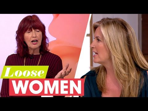 Janet and Penny Lock Horns Over Drug Legalisation Debate | Loose Women