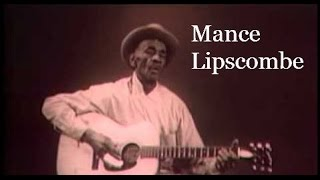 Goin' Down Slow by Mance Lipscombe