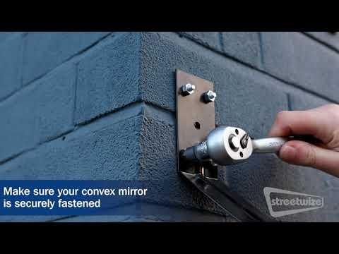Convex Blind Spot Mirror