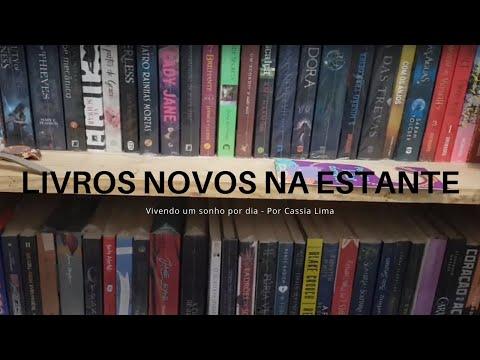 Bookhaul Junho - Livros novos na estante