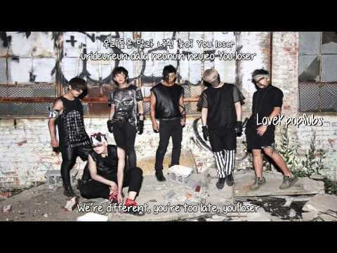 B.A.P - Excuse Me [English subs + Romanization + Hangul] HD