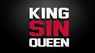 King Sin Queen (Vídeo Letra) - Rapper School  (Video)