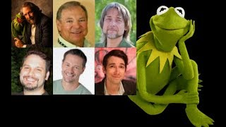 Animated Voice Comparison- Kermit The Frog (Muppets)