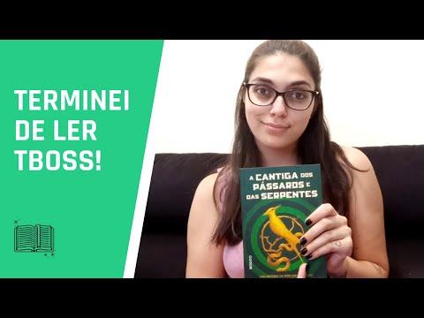 A CANTIGA DOS PÁSSAROS E DAS SERPENTES (RESENHA #46) | Bruna Fazio