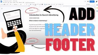 How to Add Headers and Footers in Google Docs (3 WAYS)