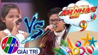 THVL | Đấu trường âm nhạc nhí - Tập 9[5]: Ngày mai - Hạnh Trang, Quốc Dương