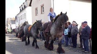 Historisches Erntedankfest In Blankenheim  Dollendorf 01.10.2017