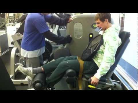 ЛФК при конкрактуре коленного сустава