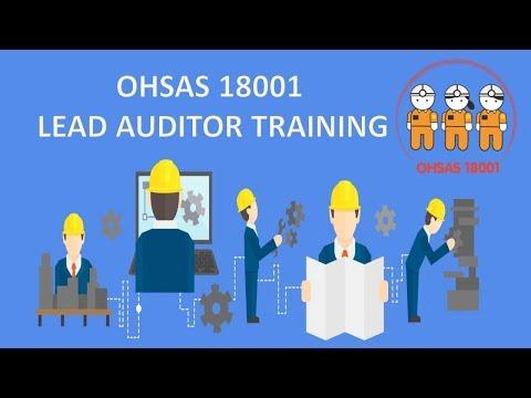ISO 45001 Lead Auditor training | OHSAS 18001 LEAD AUDITOR ...