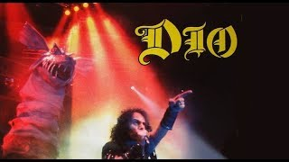 DIO LIVE In Chicago 1985 REMASTERED
