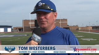 Barbers Hill 2017 Football: Looking to take district 21-5A