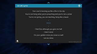 Yngwie Malmsteen - (1998) Magnum Opus -  Fire in the Sky kodi lyrics