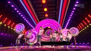 090329 SNSD - Let's talk about love