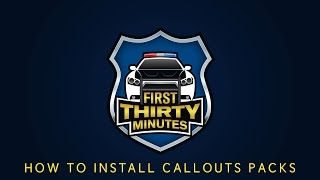 GTA 5 LSPDFR - HOW TO INSTALL CALLOUTS/PLUGINS! - Самые