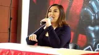 Okay Lang Daw Kay Sharon Cuneta Na Replacement Sya Kay Sarah Geronimo