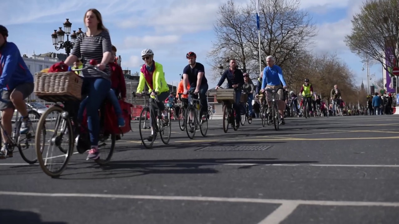 Dublin Cycling Campaign Cycling Promotion Video
