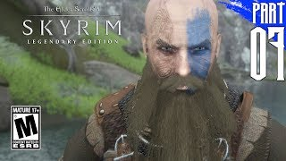 【SKYRIM 200+ MODS】Nord Gameplay Walkthrough Part 7 [PC - HD]