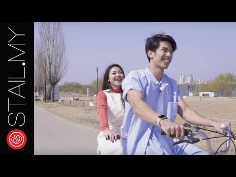 #Stailwanderer Kembara Ke Lokasi-Lokasi Menarik Busan Dan Seoul Bersama Daiyan Trisha