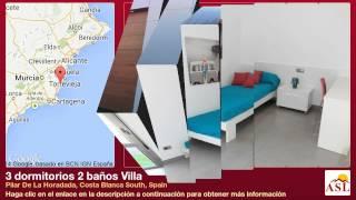 preview picture of video '3 dormitorios 2 baños Villa se Vende en Pilar De La Horadada, Costa Blanca South, Spain'
