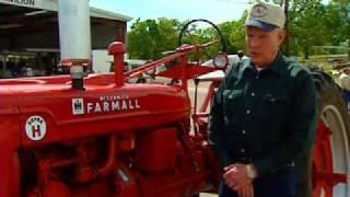 Tractor Tales: 1953 Farmall Super-H