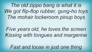 Adam Ant - Mohair Locker Room Pin-Up Boys Lyrics
