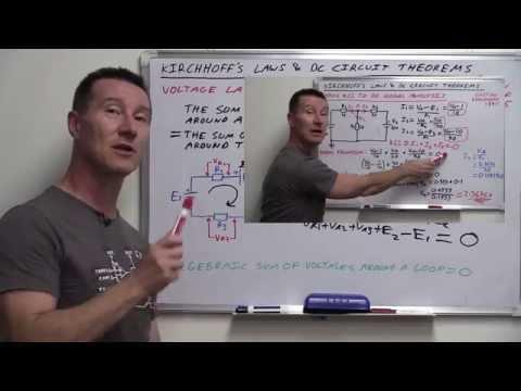 EEVBlog #819 - Kirchhoff's Laws Tutorial