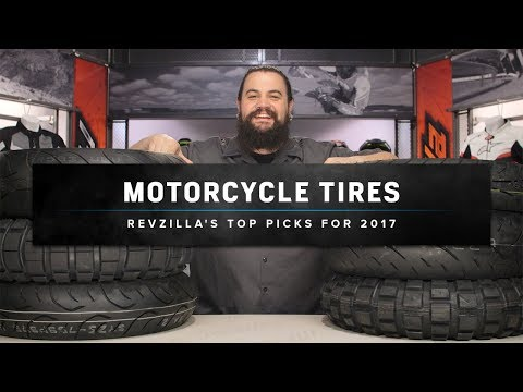 Best Motorcycle Tires 2017 at RevZilla.com