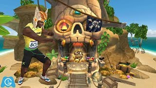 temple run 2 fullscreen pirate cove map unlocked - TH-Clip
