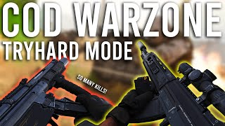 Call of Duty Warzone Tryhard Mode ( Meta Loadout )