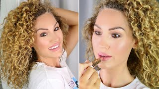 CHIT CHAT GRWM | HAIR & MAKEUP | THE GLAM BELLE