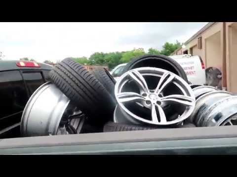 BMW M6 wheels done!