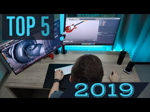 TOP 5: Best 3D Monitors in 2019