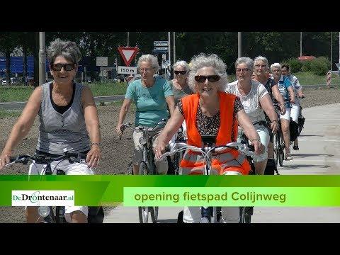 VIDEO | Fietspad Colijnweg tijdens bestuurlijk onderonsje geschrapt en nu toch weer terug