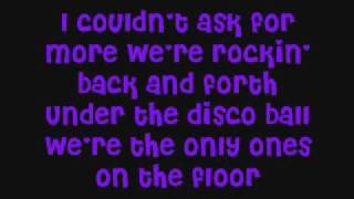 First Dance - Justin Bieber ft. Usher[LYRICS HQ]