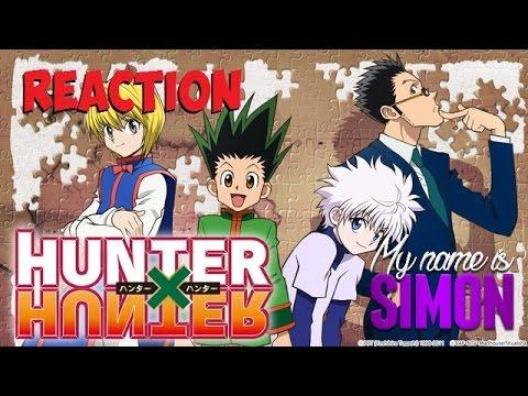 Hunter x Hunter (2011) - Episode 7 - Reaction