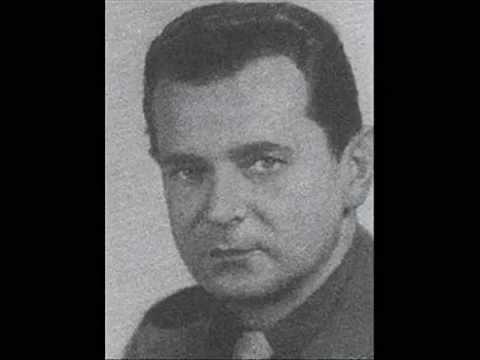 Adam Wysocki - Walc François 1935 r.