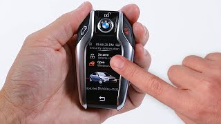 SMART KEY FOBS - LCD Touch Screen Car Key Fobs