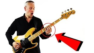 The Bass Riff Everyone Get's Wrong...and no...it's NOT Billie Jean!