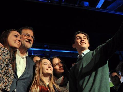 """Rajoy: """"Voy a seguir luchando por España y el interés general de los españoles, no me voy a rendir"""""""