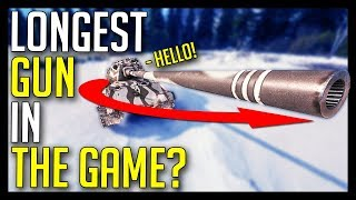 ► The Longest Gun = The Best DPM! - World of Tanks E-50 Gameplay