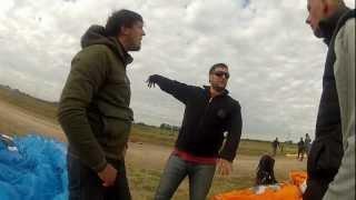 preview picture of video 'San Miguel del Monte - Vuelos con la banda'