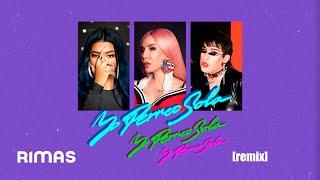 Bad Bunny x Nesi x Ivy Queen - Yo Perreo Sola Remix (Audio Oficial)