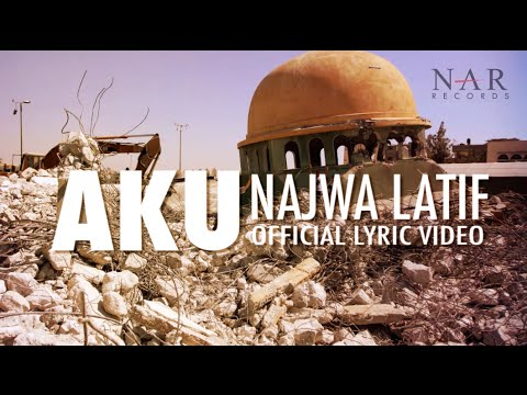 Najwa Latif - Aku (Official Lyric Video) Mp3