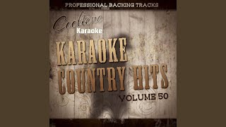 Shuttin' Detroit Down (Originally Performed by John Rich) (Karaoke Version)