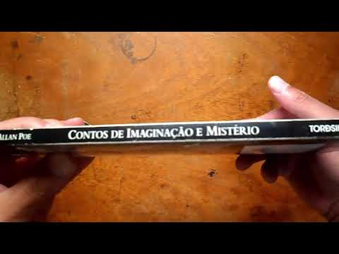 Contos de Imaginação e Mistério - Edgar Allan Poe
