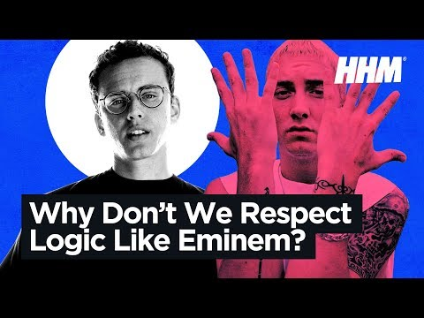 Why Doesn't Hip Hop Respect Logic Like Eminem?
